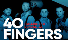 XXI Guitar Art Festival - 40 Fingers