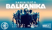 Sanja Ilić i Balkanika