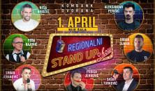 REGIONALNI STAND UP SHOW - 1. April nije šala